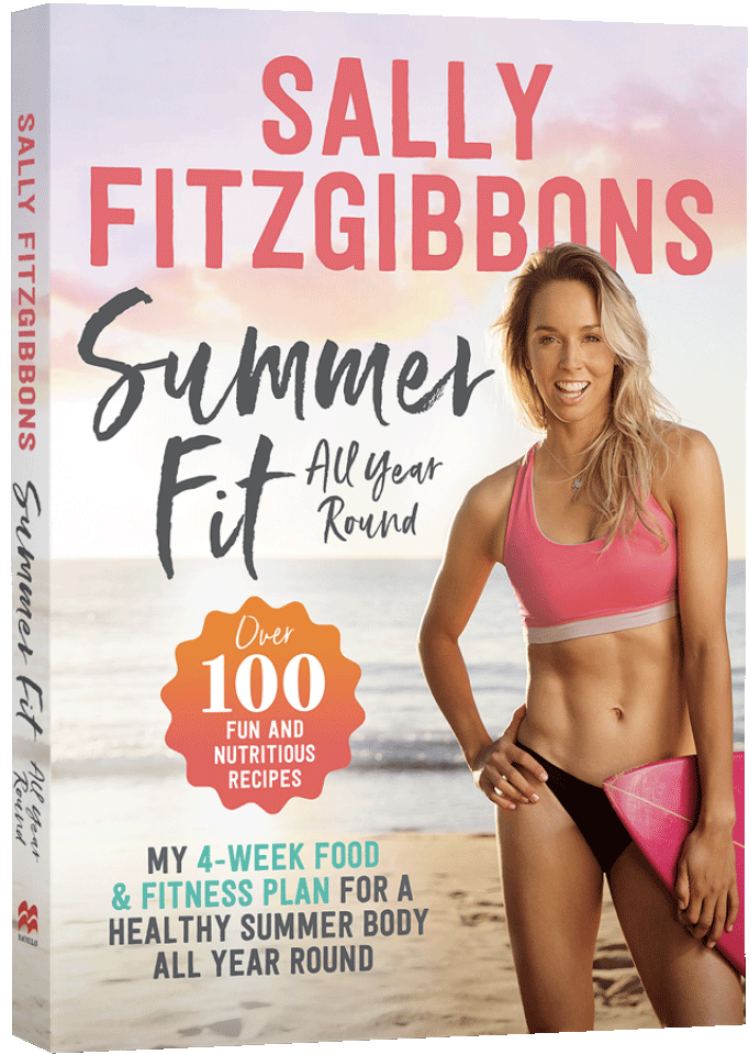 FITNESS – Sally Fitzgibbons